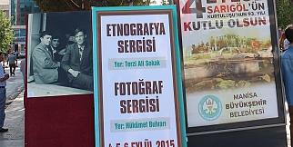 SADER ETNOĞRAFYA VE FOTOĞRAF SERGİSİ