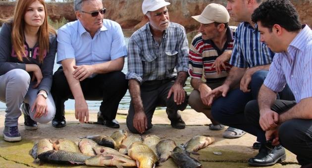 Manisa'da Su Ürünleri Denetimleri 5 Tekneyle Devam Ediyor