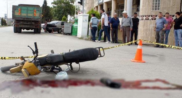 Alaşehir'de Trafik Kazası: 1 Ölü