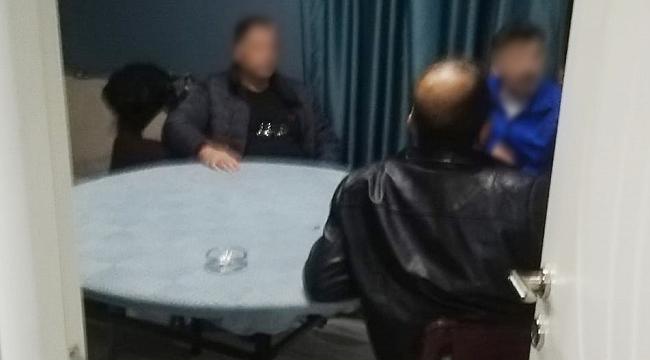 POLİS GÖKTE ARARKEN YERDE BULDU