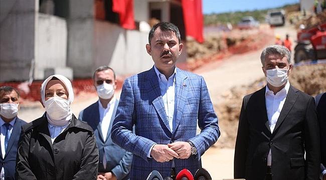 Çevre Bakanı kentsel dönüşüm için Manisa'ya geliyor