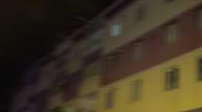 MANİSA'DA 1 APARTMANA 14 GÜNLÜK KARANTİNA