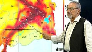 Bingöl ve Elazığ Depremini bilen Prof. Dr. Naci Görür, riskli bölgeleri açıkladı