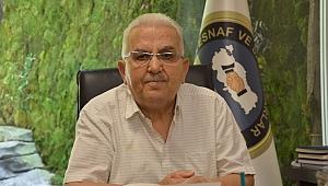 Recep Çınar'dan açıklama