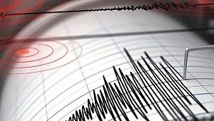 Manisa'da artçı depremler