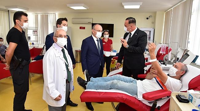 Kan stoğu azaldı! Manisa'da kan bağışı kampanyası düzenlenecek