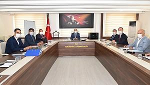 Muradiye OSB Müteşebbis Heyeti Toplantısı