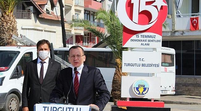 Turgutlu Kaymakamı Ali Yılmaz'dan flaş karantina kararı açıklaması