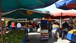 Manisa'da pazarlar hafta sonu açılacak mı?