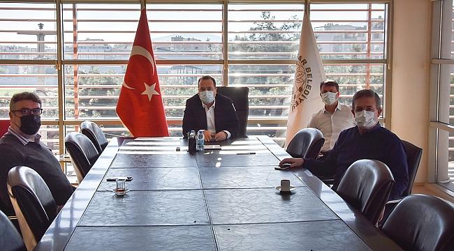 İŞ YERİ KAPANAN ESNAFA 500 TL YARDIM