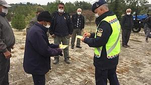 Manisa tarım araçlarının kaza bilançosu: 8 ölü, 51 yaralı