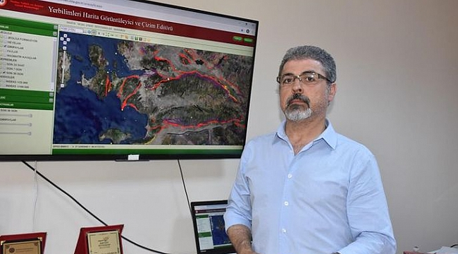 Prof. Dr. Sözbilir: Depremin şiddeti 8