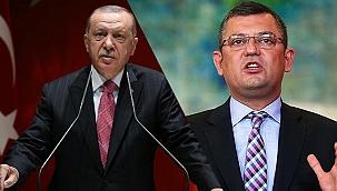 Erdoğan, Özel'e Dava Açtı