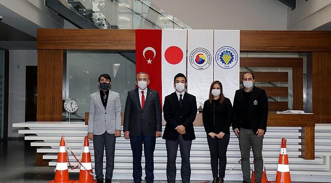 Japon Heyet Yatırım İçin Manisa'da