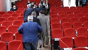 Cumhur İttifakı meclis salonunu terk etti