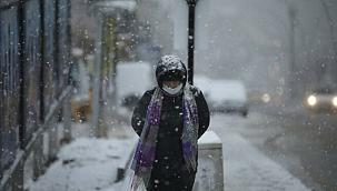 Meteoroloji Manisa'da kar yağışı için saat verdi