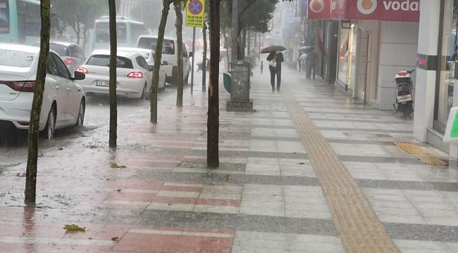 Manisa'da yağış uyarısı