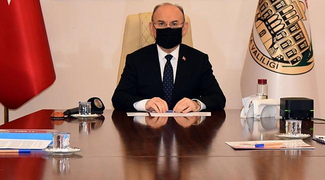 Vali Karadeniz, SGK verileri hakkında bilgilendirdi