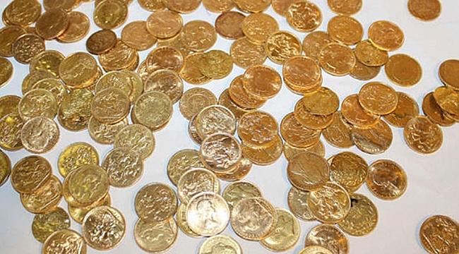 'Manisa'da altın bulduk' mesajına dikkat