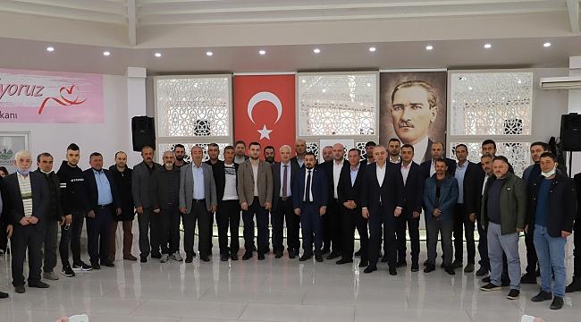 Saruhanlı'da Millet İttifakı buluşması