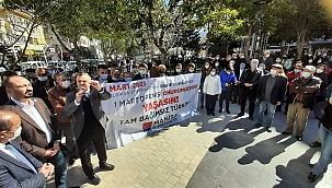 CHP'den 1 Mart Tezkeresi Yıldönümünde açıklama