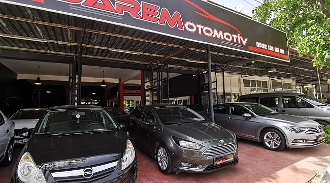 BAREM Otomotiv Manisa'da hizmete başladı
