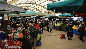 Manisa'da Cumartesi günü tüm pazarlar kurulacak
