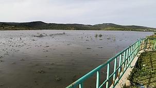 Su seviyesi rekoru kırdı