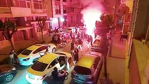 Manisa'da Beşiktaş sevgisi sokağa taştı