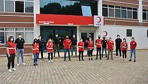 Manisa'da Kızılay-MAT işbirliği