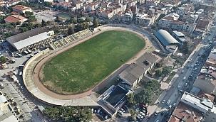 Akhisar'da eski stadyumun akıbeti ne olacak?
