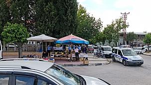 Manisa'da seyyar satıcılara ceza