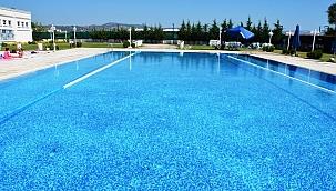 Muradiye yüzme havuzu haftanın 7 günü hizmet verecek