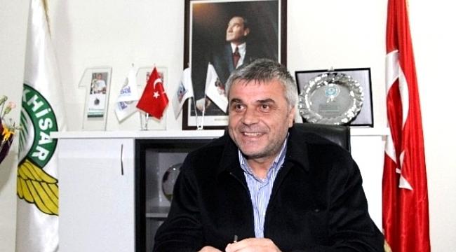 Akhisarspor eski başkanı Hüseyin Eryüksel hayatını kaybetti