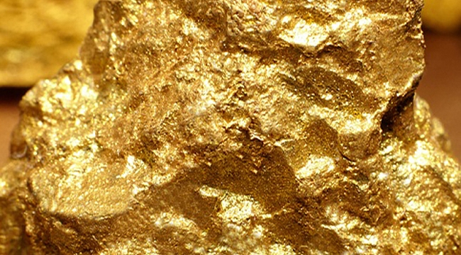 Manisa'nın taşı toprağı altın