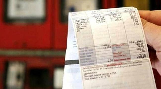 Manisa'da elektrik faturaları kabarık geldi