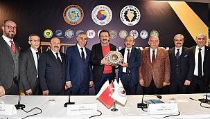 TOBB Başkanı Hisarcıklıoğlu'nun Manisa programı ertelendi