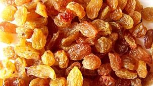 9 numaralı kuru üzüm fiyatı 13,00 TL olarak belirlendi