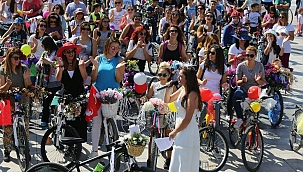 Manisa'da Süslü Kadınlar Bisiklet Turu düzenlenecek