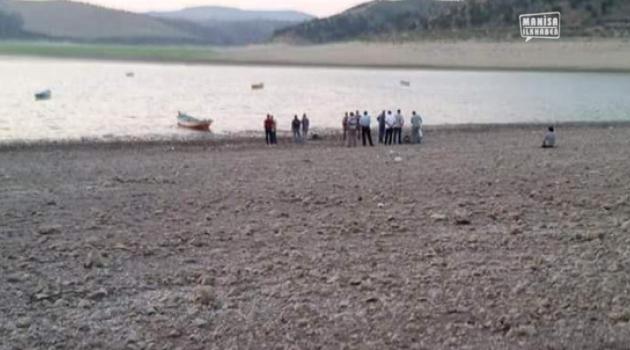 Baraj gölünde kaybolan balıkçının cesedine ulaşıldı