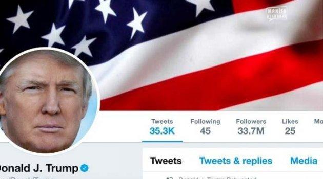 Eski Twitter çalışanı Trump'un hesap kapatma sorumluluğunu üstlendi
