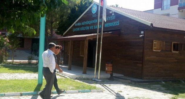 Gölmarmaralı çocuklar için eğitim merkezi yapılıyor