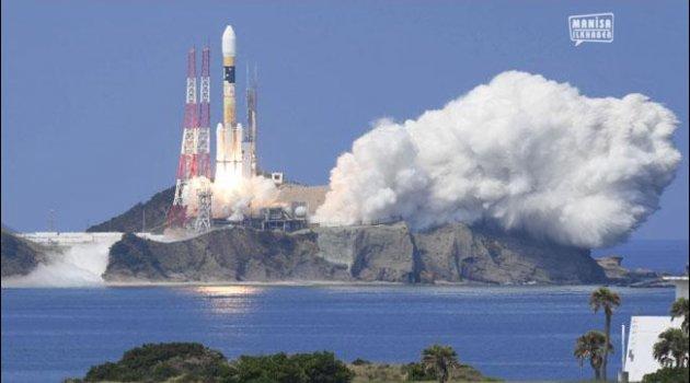Japonya daha iyi GPS sistemi için uydu fırlattı