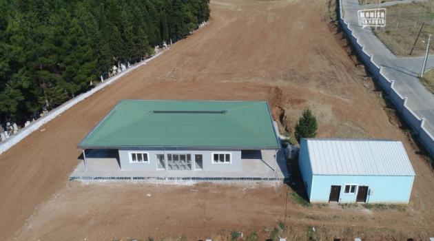 Ahmetli'ye yeni bir gasilhane