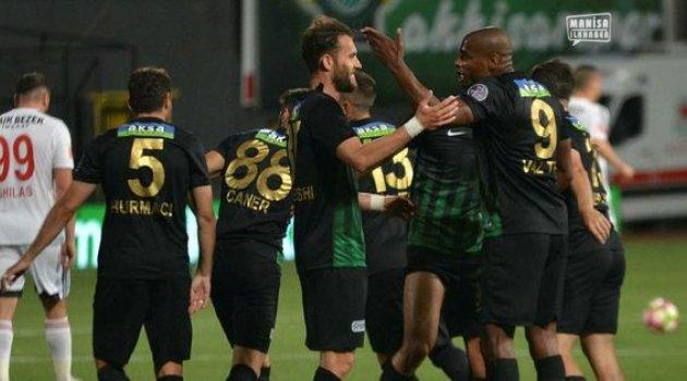 Akhisar Belediyespor. Farklı Gaziantepspor Maçı Sonrası Hazırlıkta