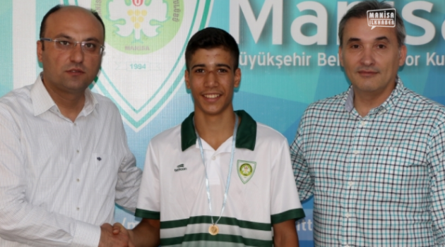 Manisa Büyükşehir Belediyespor'dan şampiyona destek