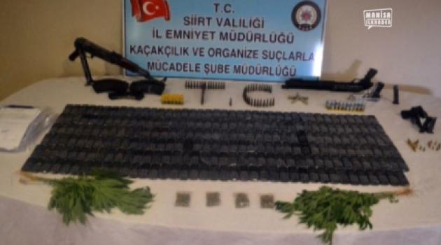 Manisa, Siirt ve İstanbul'da operasyon yapıldı