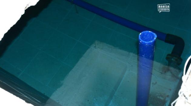 MASKİ 18 su deposunu sağlıklı hale getirdi