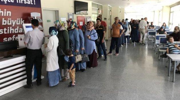 Manisa'da bir ayda 2 bin 149 kişi İŞKUR aracılığıyla işe yerleştirildi