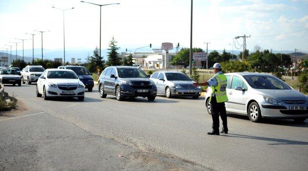 Manisa'da bu cadde ve sokaklar trafiğe kapalı olacak
